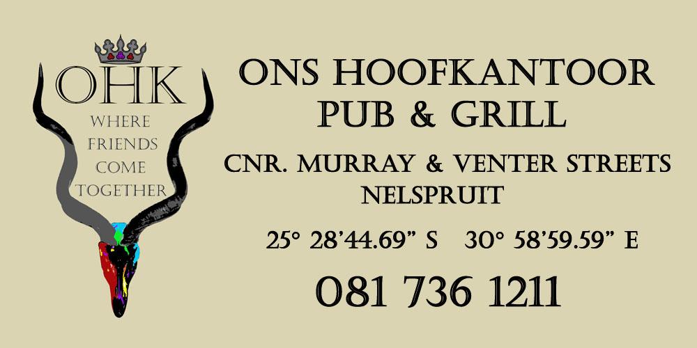 Ons Hoofkantoor logo